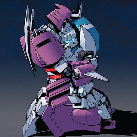 Transformers - Cyclonus and Tailgate
